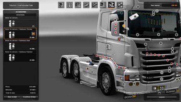 GTM RJL Cab Sidebars