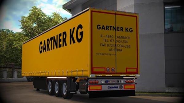 Gartner KG Trailer