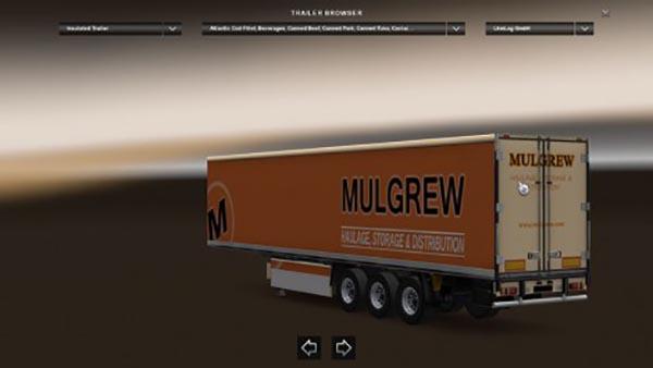 Mulgrew Trailer