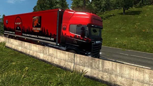 NL Logistic Skin