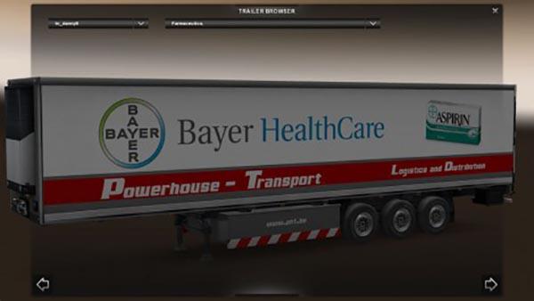 Powerhouse Bayer Trailer