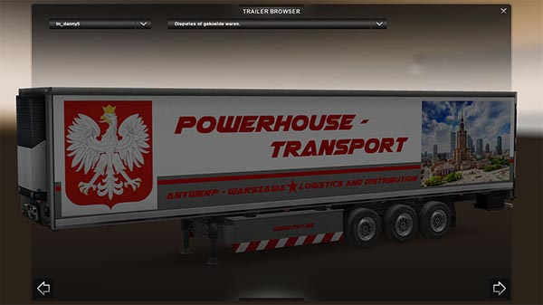 Powerhouse Polska Trailer