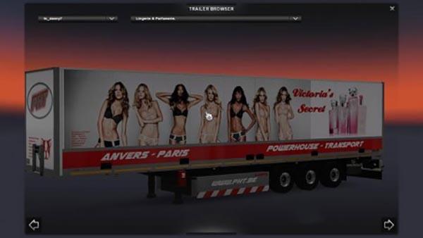 Powerhouse Victorias Secret Trailer
