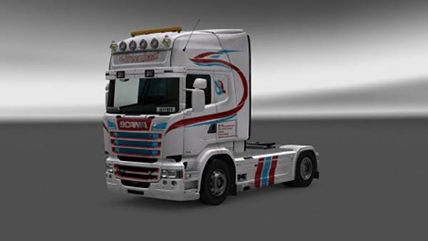 Scania RJL J.Breemhaar Skin