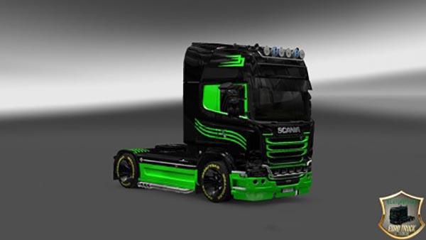 Scania Streamline SD2 Skin