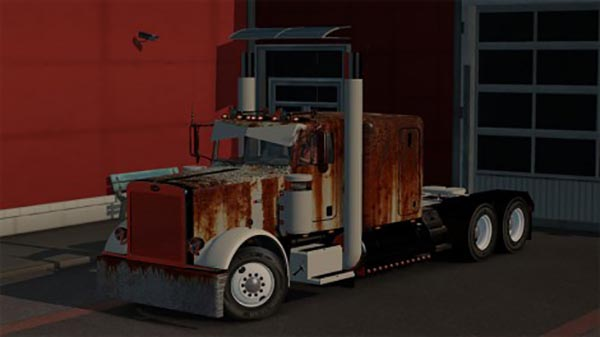 Skin Rusty Pete for 389