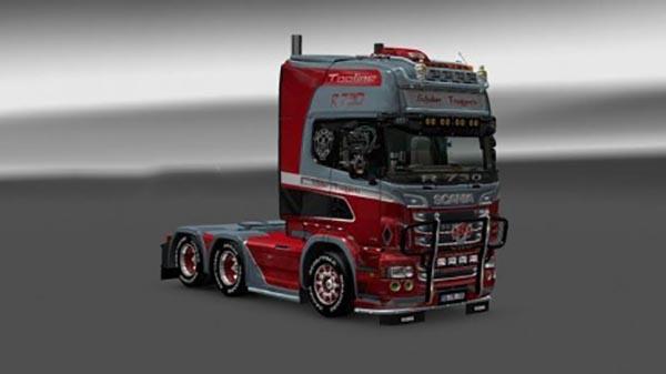 Skin for Scania RJL V 1.16