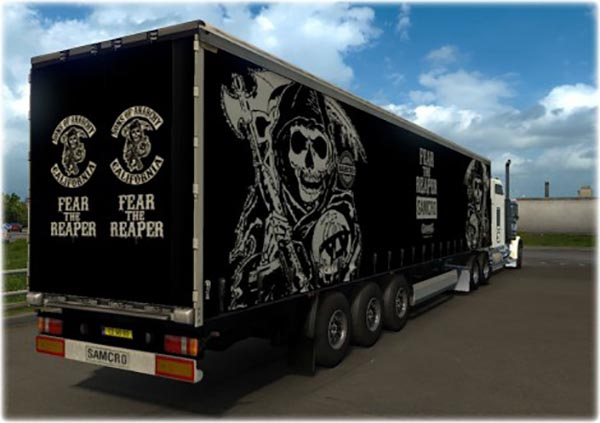 Sons of Anarchy Trailer