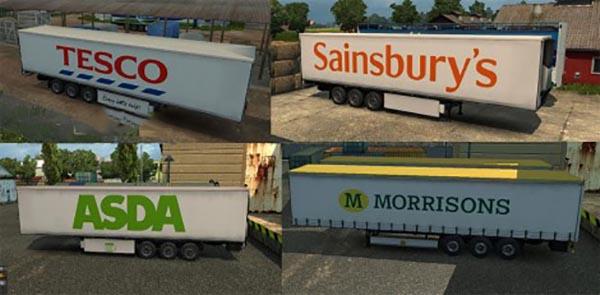 Supermarket Trailers