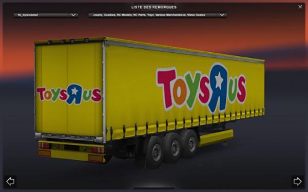 Toys R Us Trailer