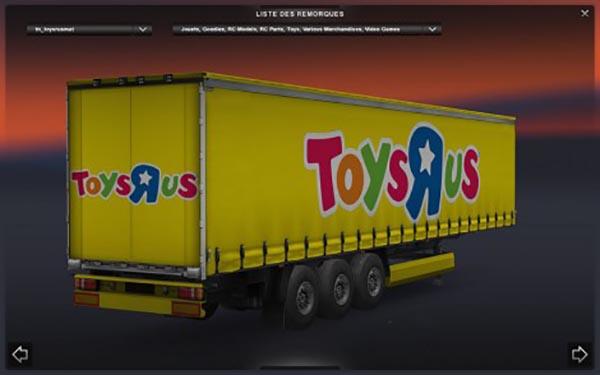 Toys R Us Trailer