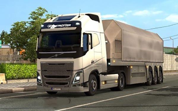 Volvo FH 16 2012 2013 – ohaha dirty Skin