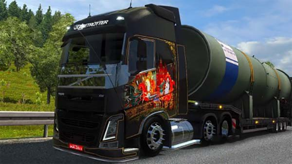 Volvo Fh16 Tuning