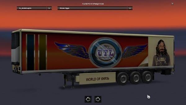 Wok Trailer
