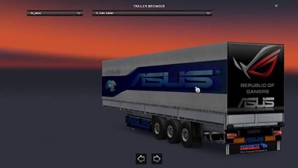 Asus Trailer