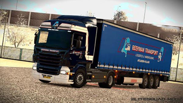 Beekman Transport Combo Pack