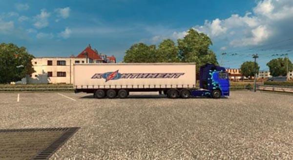 Continent Standalone trailer