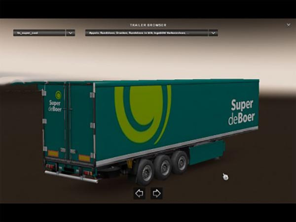 Dutch Supermarkets trailerpack 1.22