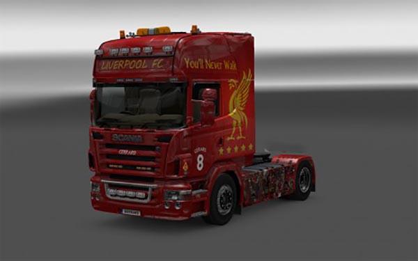 Gerrard 8 skin