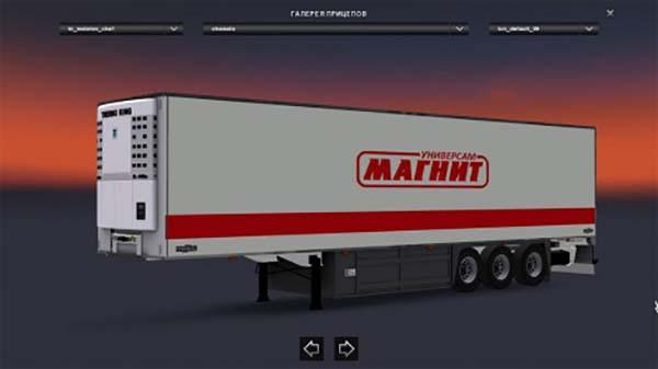 Magnit Chereau Trailer
