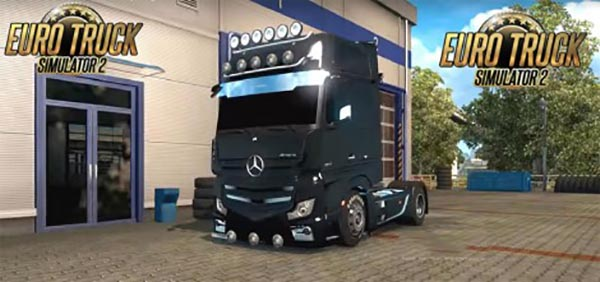 Mercedes Benz MP4