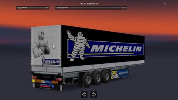 Michelin Trailer