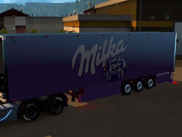 Milka Trailer
