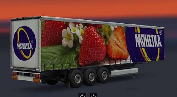 Russian Food Company Trailers Pack