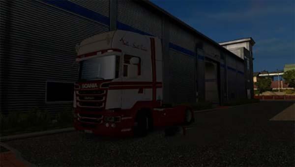 Scania Nafa