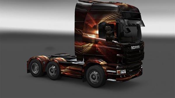Scania R Fentezi Skin