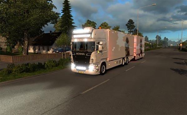 Scania R730 Ransom