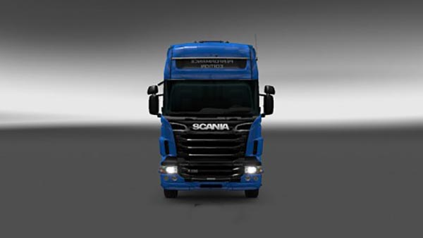 Scania RJL Performance Edition Skin
