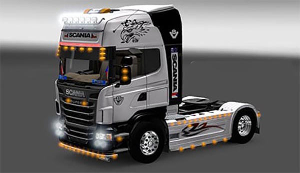 Scania Sound Reworked