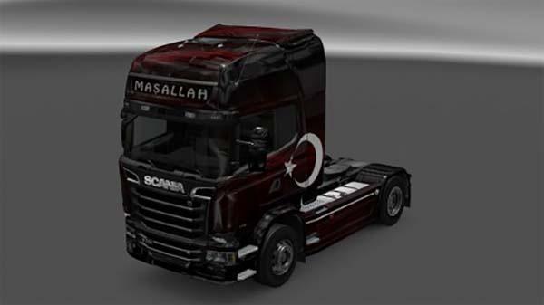 Scania Streamline Turkey Skin