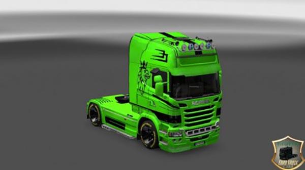 Scania Streamline Vabis Skin v 2.0