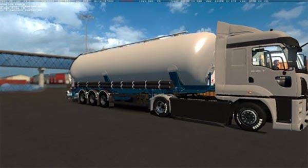 Silo Tanker