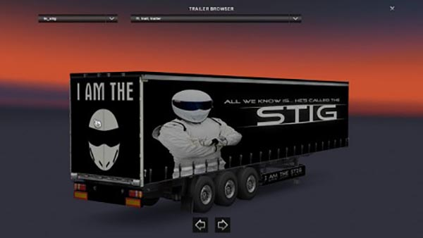 The Stig Trailer