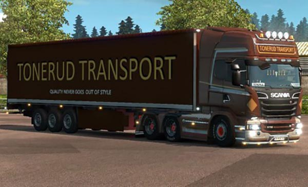 Tonerud Transport Combo Pack