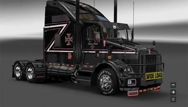 Triple H Cross Skin Kenowrth T800