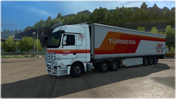 Turners Soham Ltd Skin Combo