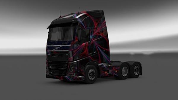 Volvo FH 2013 Mistic Skin