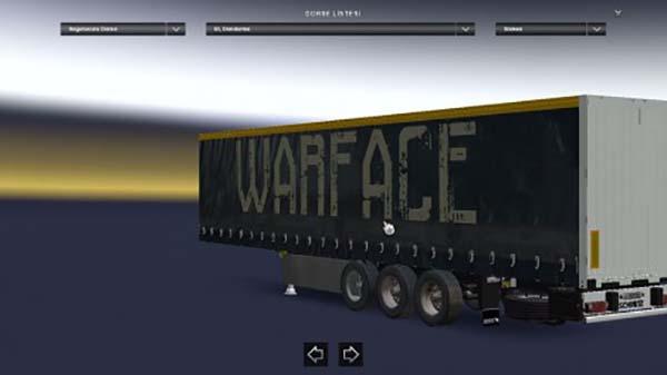 Warface Trailer