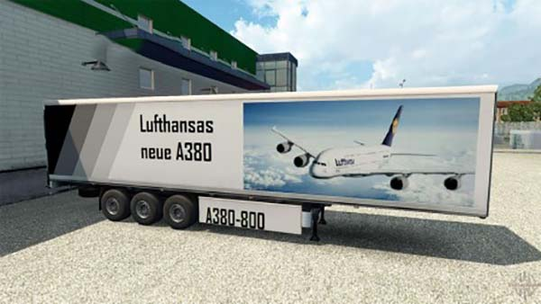 A380 Trailers
