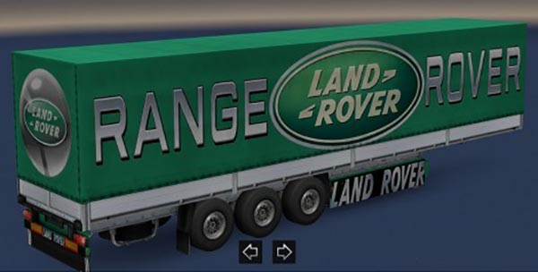 Car Brands Trailers Pack v 3.0