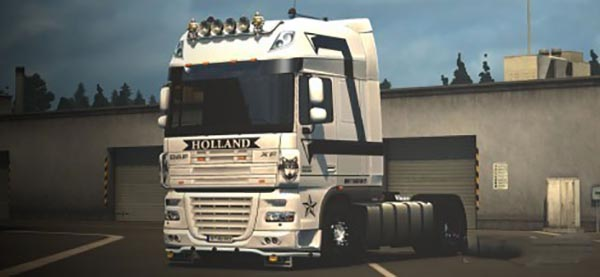 DAF 50k Holland Skin