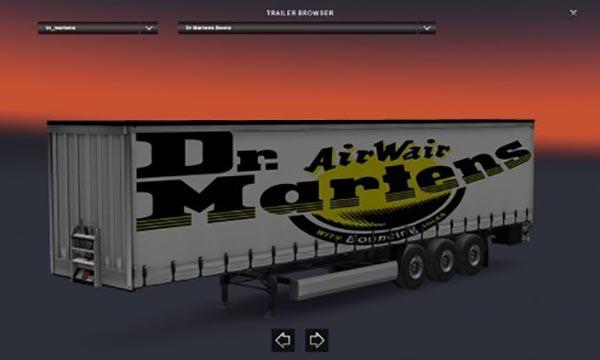 Dr Martens Trailer