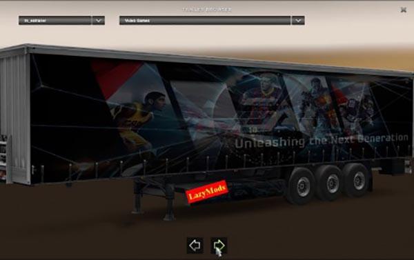 EA Trailer