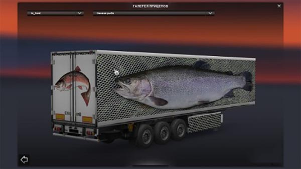 Fish Trailers Pack