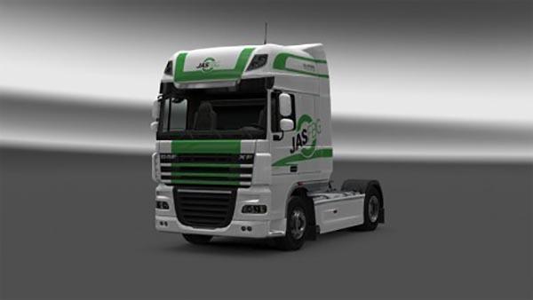 JasFBG skins for truck