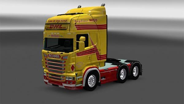 Jimmy Karlsson for Scania RS RJL